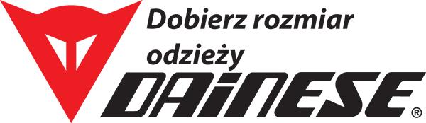 rozmiary kombinezonów motocyklowych dainese