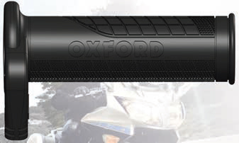 Wygląd Oxfort Hot Grips Touring